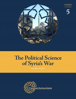 The Political Science of Syria's War
