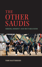 """""""The Other Saudis: Shiism, Dissent and Sectarianism"""" – A Conversation with Toby Matthiesen @ Elliott School of International Affairs, Lindner Family Commons, Room 602 