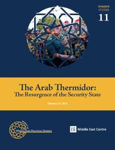 Arab Thermidor update