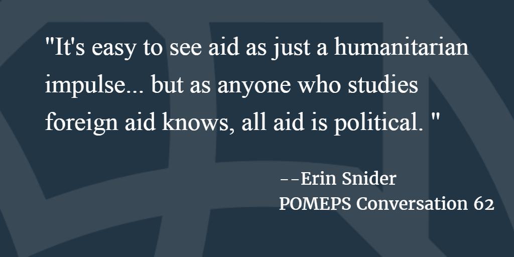 POMEPS Conversation 62: Erin Snider