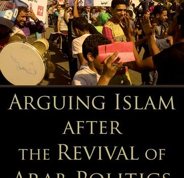 Arguing Islam after the Revival of Arab Politics: Book discussion with Nathan Brown