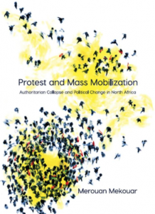 """Protest and Mass Mobilization"" — A Conversation with Merouan Mekouar @ Elliott School of International Affairs, Lindner Family Commons  