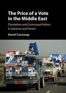 """""""The Price of a Vote in the Middle East"""" — A Conversation with Daniel Corstange @ Elliott School of International Affairs 