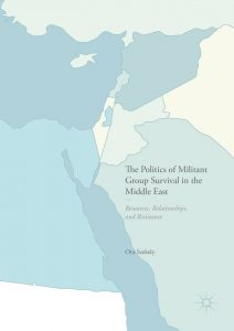 Militant Group Survival in the Middle East – book event with Ora Szekely @ Elliott School for International Affairs, Lindner Family Commons | Washington | District of Columbia | United States