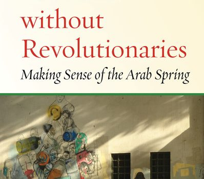 Revolution Without Revolutionaries: A Conversation with Asef Bayat