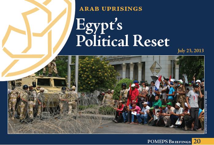 Egypt's Political Reset