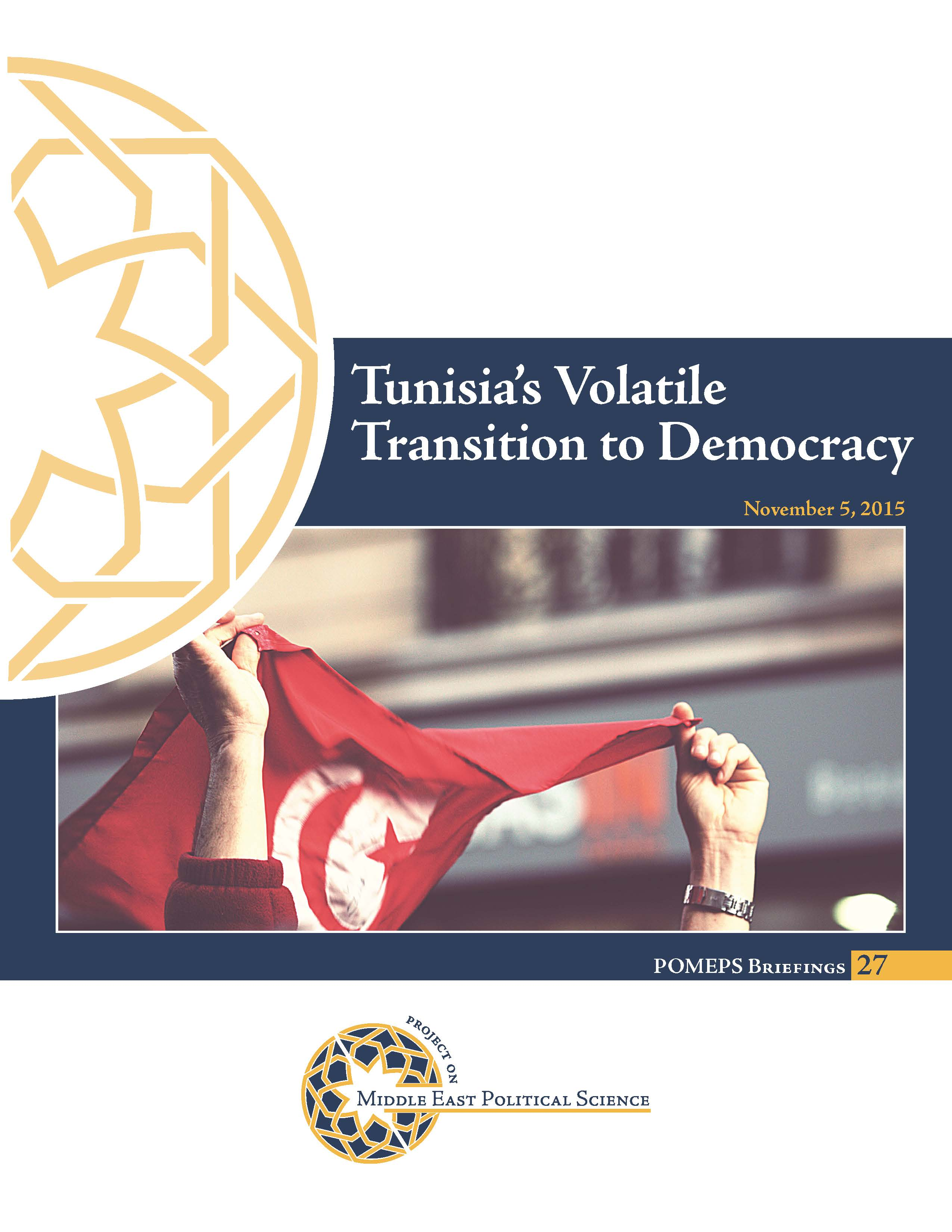 Tunisia's Volatile Transition to Democracy