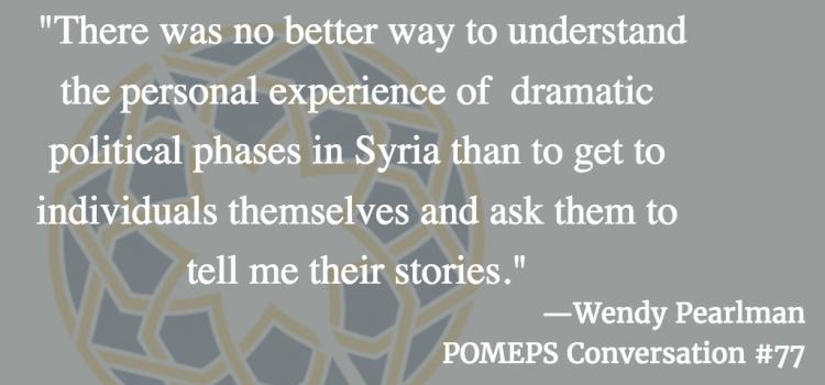 Week in Review: Turkey, Syria, APSA