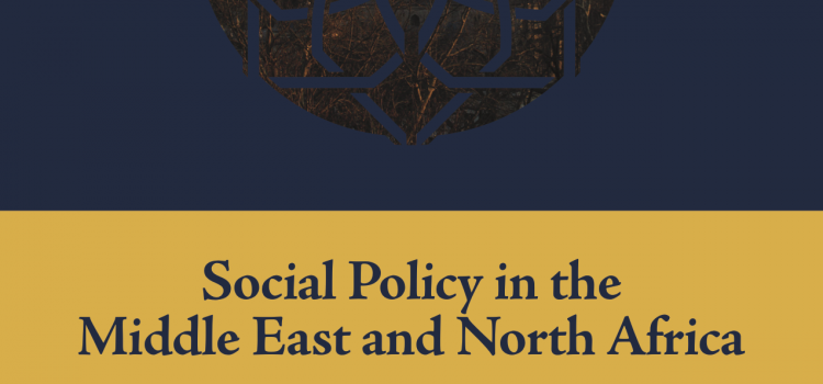 POMEPS Studies 31: Social Policy in the Middle East and North Africa